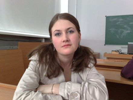 Ольга Мочалина